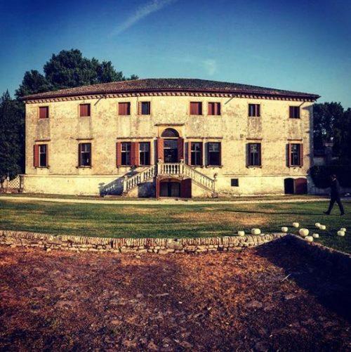 Ville Saccisica Itinerario villa roberti
