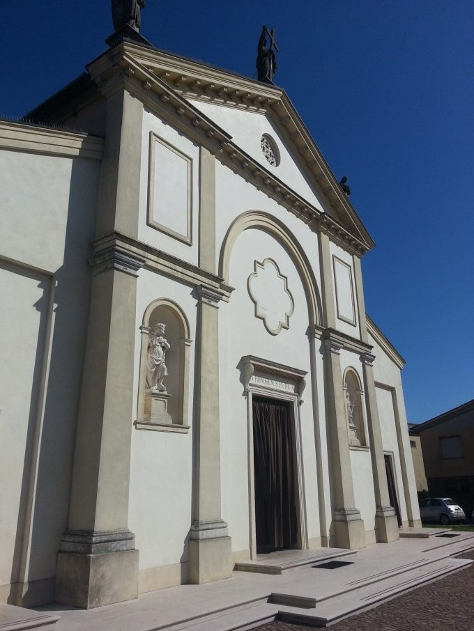 Church of San Pietro in Vallonga
