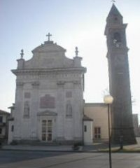 Church of San Giacomo – Vigorovea