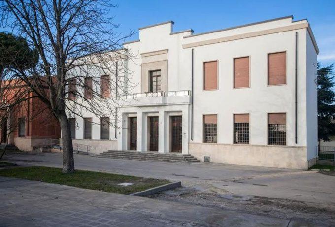 GeSTA museum in Pontelongo