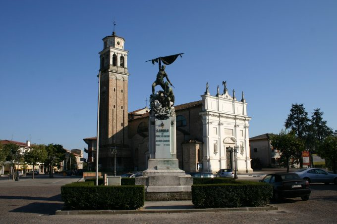 Church of San Michele Apostolo