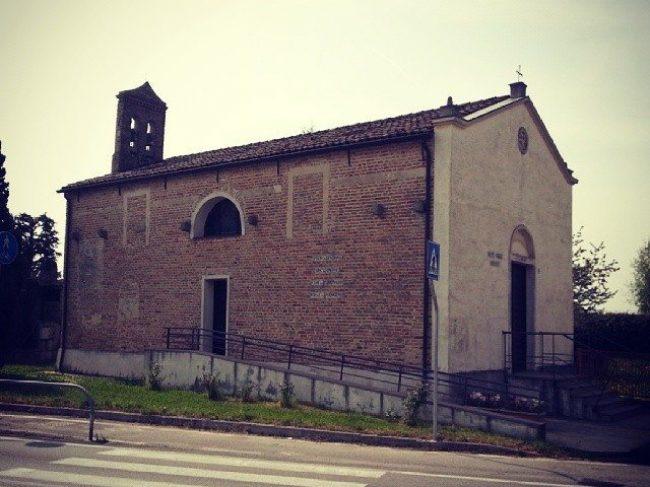 Chiesa Campestre dell'assunta di Volparo