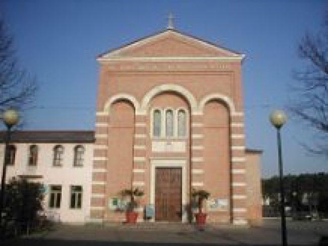 Chiesa della Madonna della Salute – Celeseo