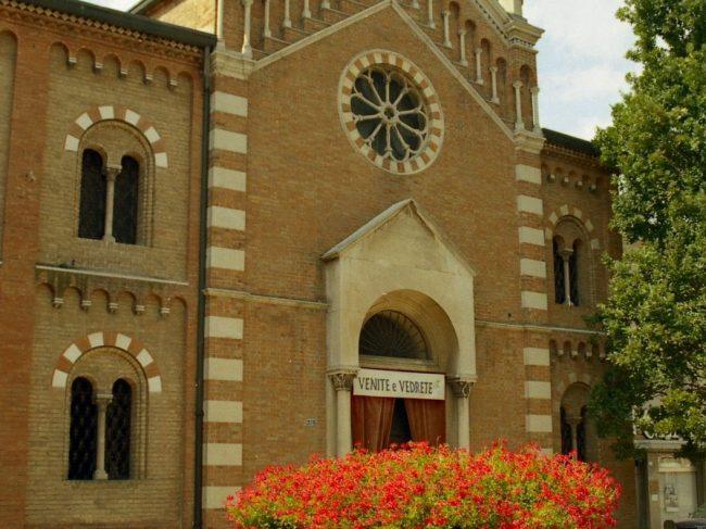 Chiesa di Santa Maria dei Penitenti (Chiesuola) a Piove di Sacco