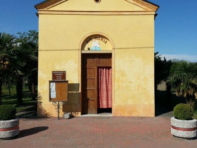 Oratorio della Beata Vergine del Rosario – La Chiesetta di Arzerini