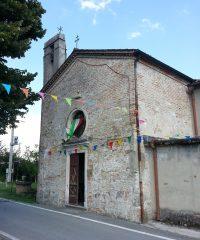 Church of Santa Maria delle Righe (Chiesetta di Righe)