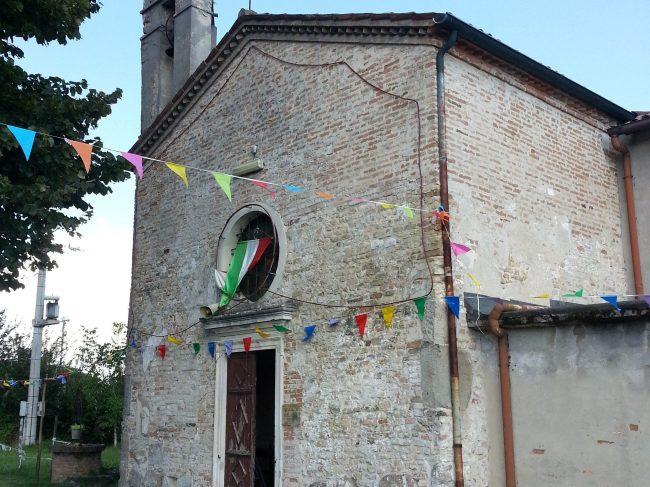 Chiesetta di Santa Maria delle Righe (Chiesetta di Righe)