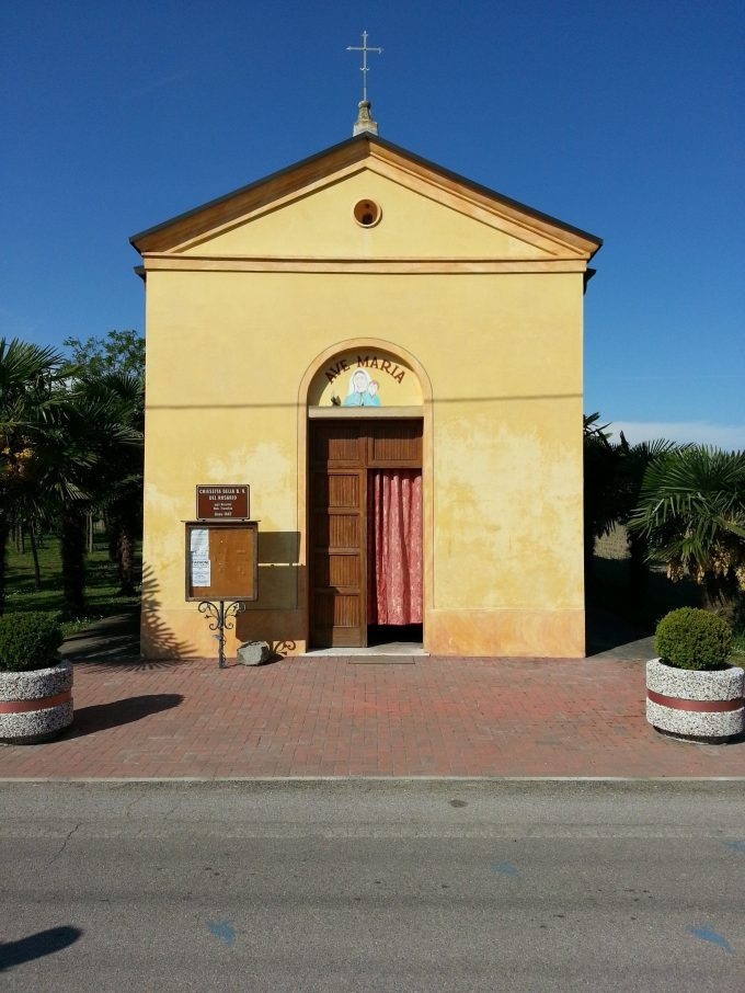 Oratory of the Beata Vergine del Rosario – La Chiesetta di Arzerini