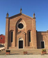 Sanctuary of Christ in Arzerello