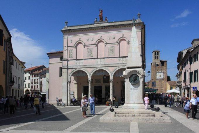 Philharmonic Theatre in Piove di Sacco